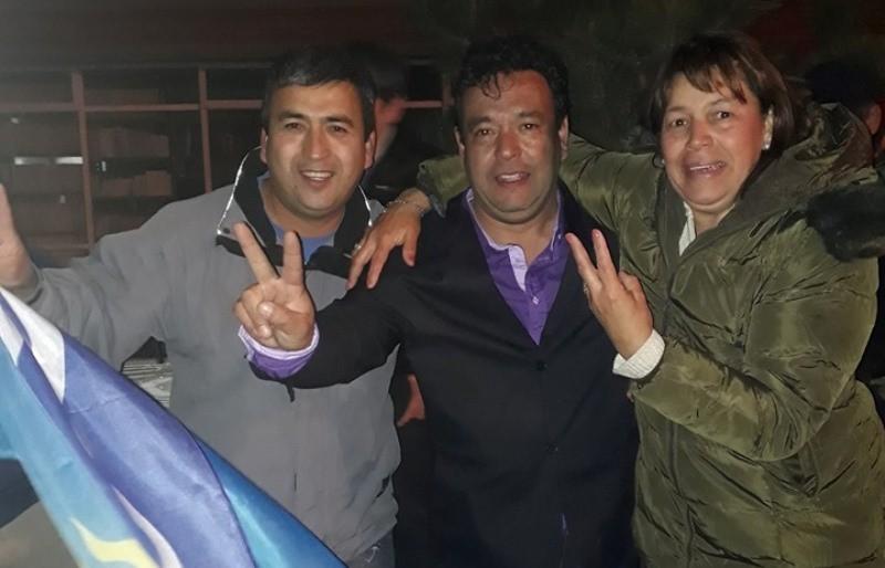 Néstor Tico es el nuevo intendente de El Chaltén