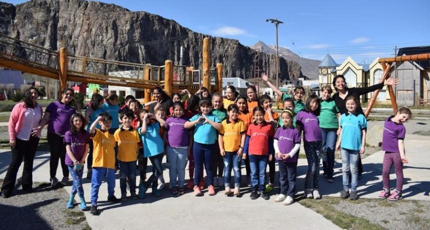 """La """"Escuela Re Sí"""" estará en el Aniversario de El Chaltén"""