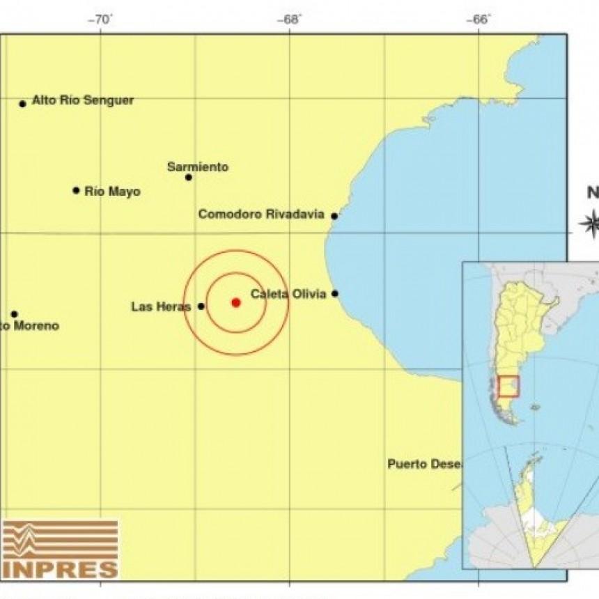 Temblor causó alerta en Las Heras
