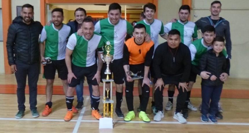 La Redonda CAMPEÓN del Futsal de Primera B