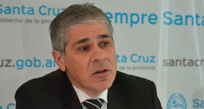 """González. El primer objetivo es """"recuperar la parte del presupuesto que le han quitado a Santa Cruz""""."""