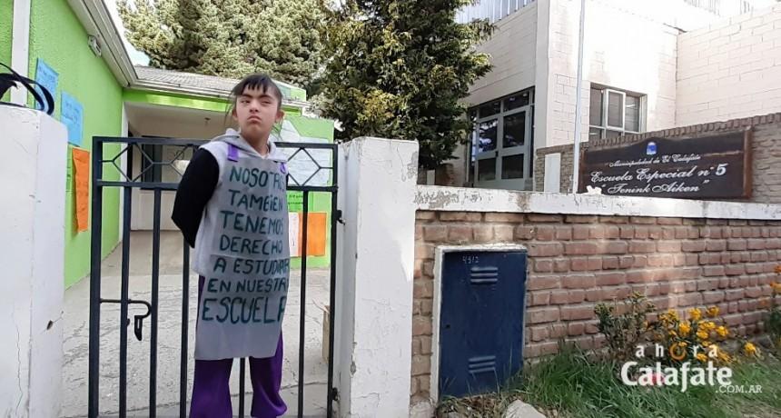 VIDEO. Vergüenza. Casi dos meses sin Escuela Especial