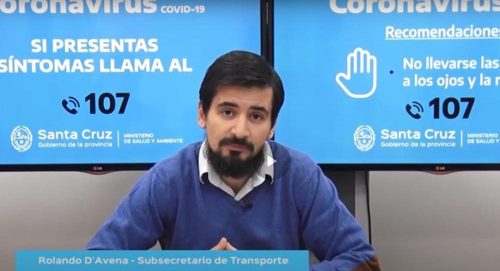 DETALLES SOBRE REGRESO DE LOS VUELOS A SANTA CRUZ Y PRUEBA PILOTO DE TURISMO
