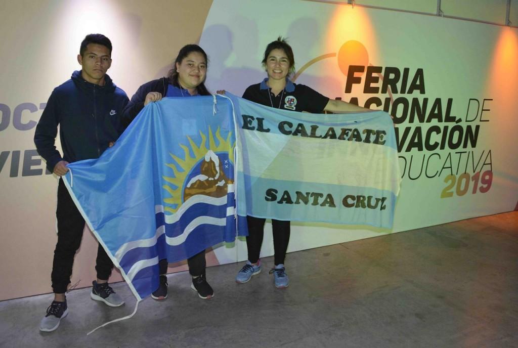 El Calafate logró tres distinciones en la Feria Nacional de Innovación Educativa