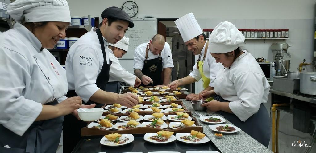 Culmina la carrera de Gastronomía en el CES