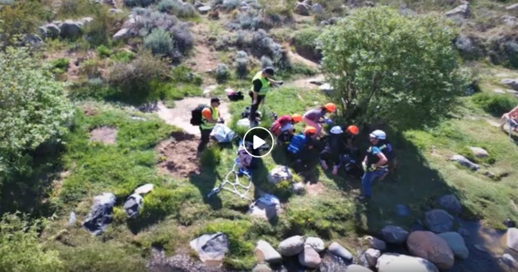 Primer Curso de Socorros Urbanos en El Calafate