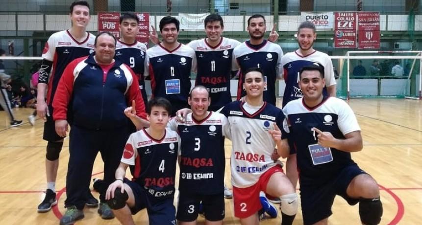 AMUVOCA podría jugar la Liga A2 del vóley argentino