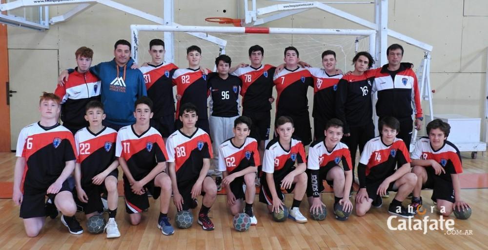 Handball. El equipo masculino Cadetes fue subcampeón provincial