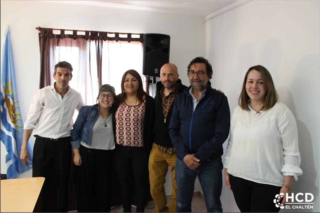 El Chalten: Nuevos concejales realizaron sesión preparatoria