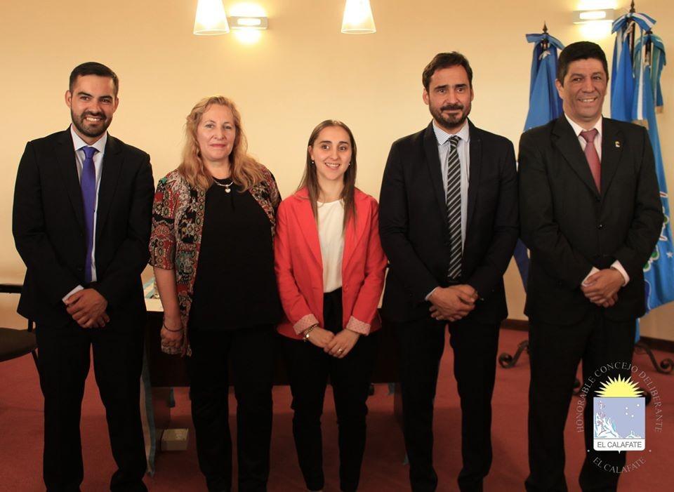 VIDEOS. Emociones en la sesión preparatoria del Concejo Deliberante