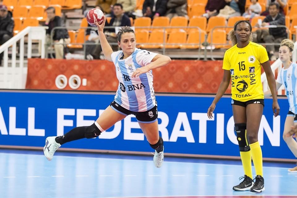 Argentina cayó con Angola y finalizó en el puesto 16 del Mundial Adulto Femenino de Japón