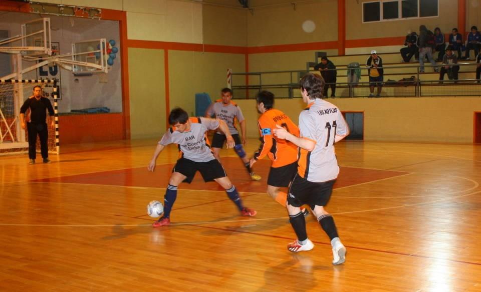 Último Momento: Información para los equipos de Futsal