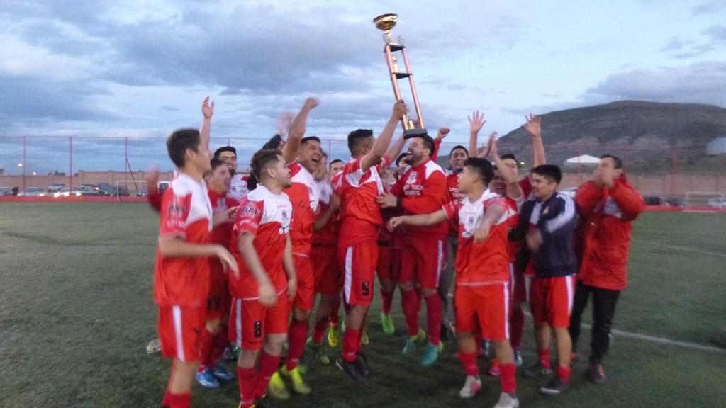 Deportivo Esperanza BICAMPEÓN