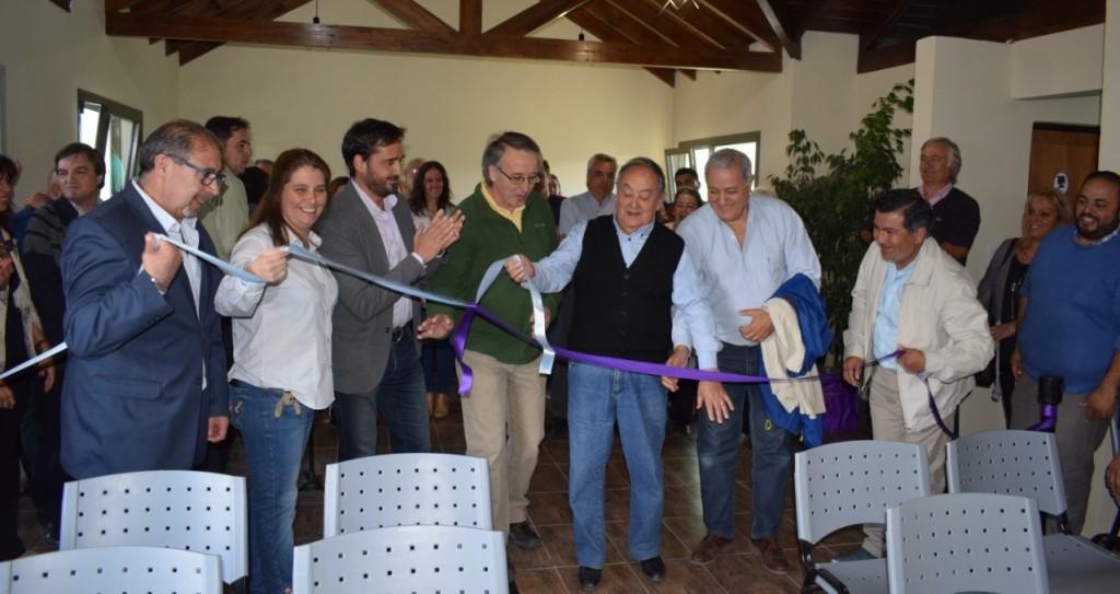La Cámara de El Calafate inauguró la ampliación de su sede