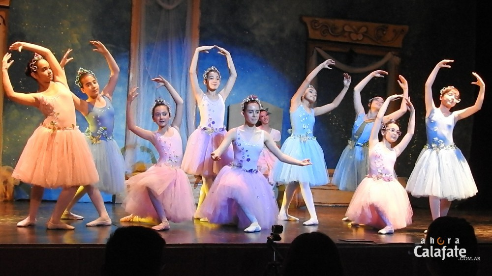 VIDEO. Magnífica gala de Ballet El Calafate