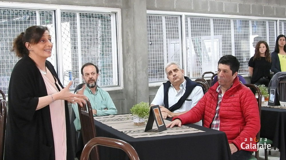 El PMG compartió sus proyectos a referentes de la localidad