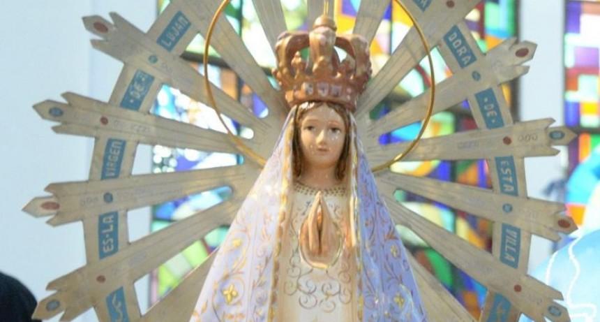 """La """"Virgen Malvinera"""" llegará el 26 de diciembre a El Calafate"""